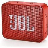 JBL GO2 Bluetoothスピーカー IPX7防水/ポータブル/パッシブラジエーター搭載 オレンジ JBLGO2…
