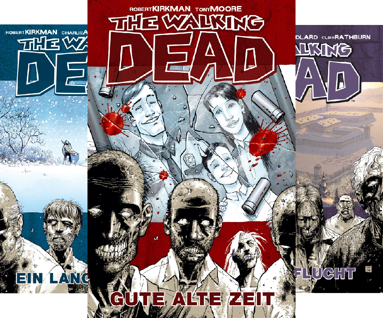 The Walking Dead (Reihe in 30 Bänden)