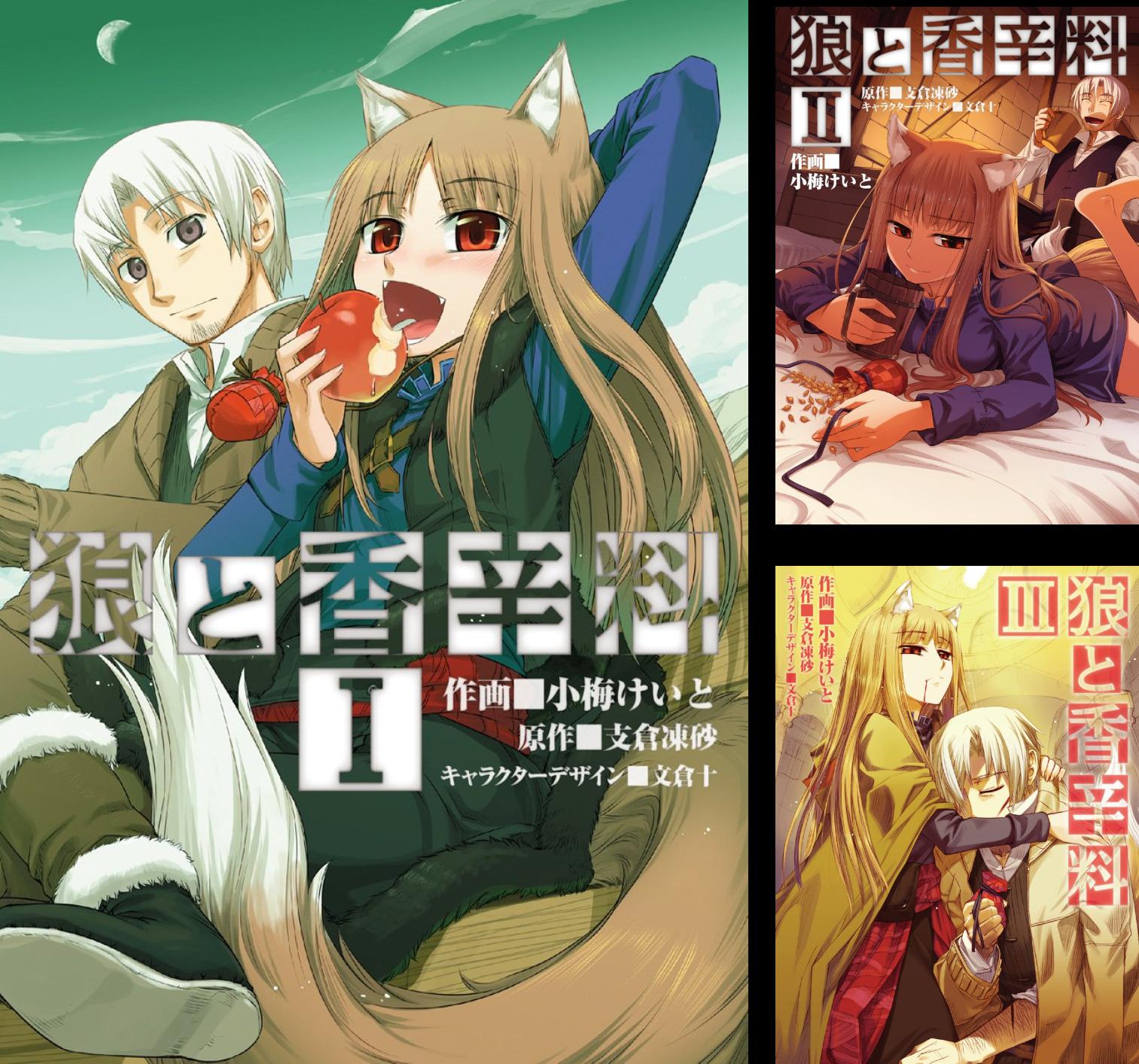 [まとめ買い] 狼と香辛料(電撃コミックス)の詳細を見る
