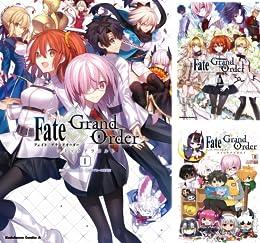 [まとめ買い] Fate/Grand Order コミックアラカルト(角川コミックス・エース)