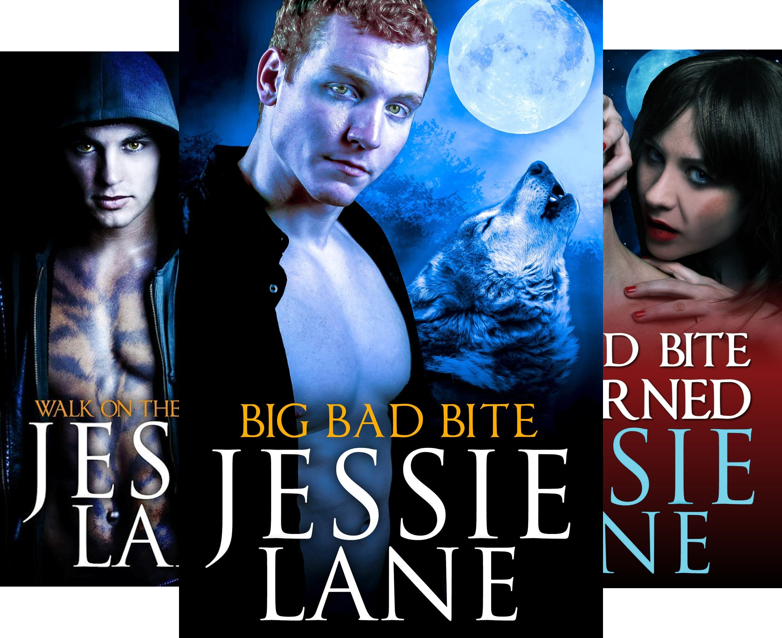 Big Bad Bite Series (3 Book Series)
