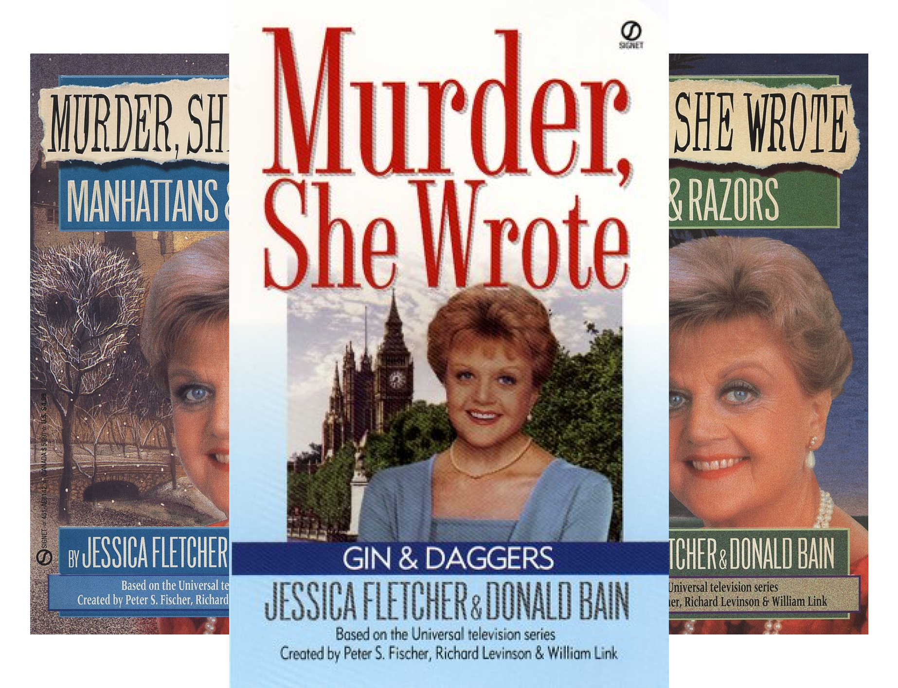 Murder She Wrote (46 Book Series)
