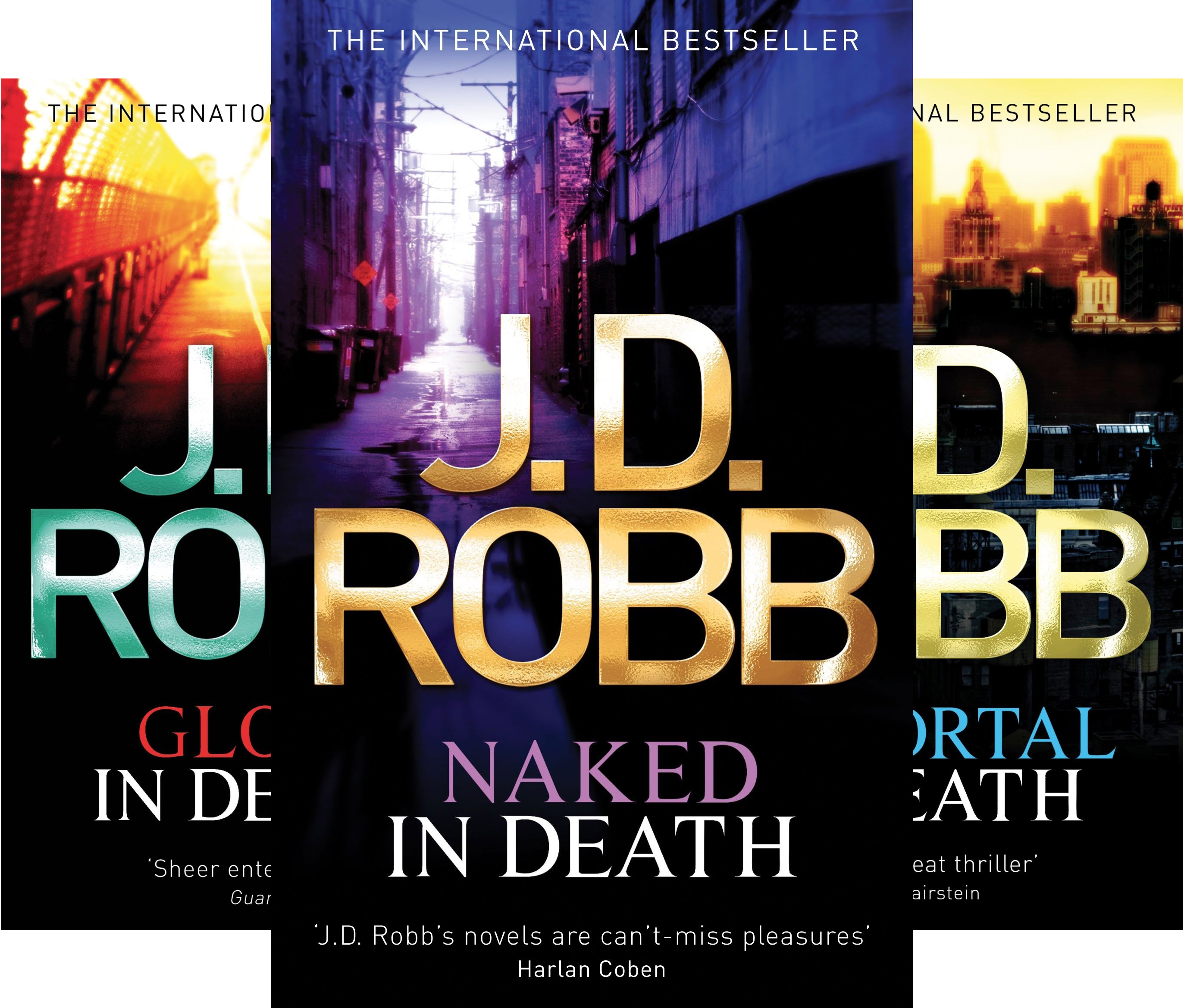 In Death (45 Book Series)