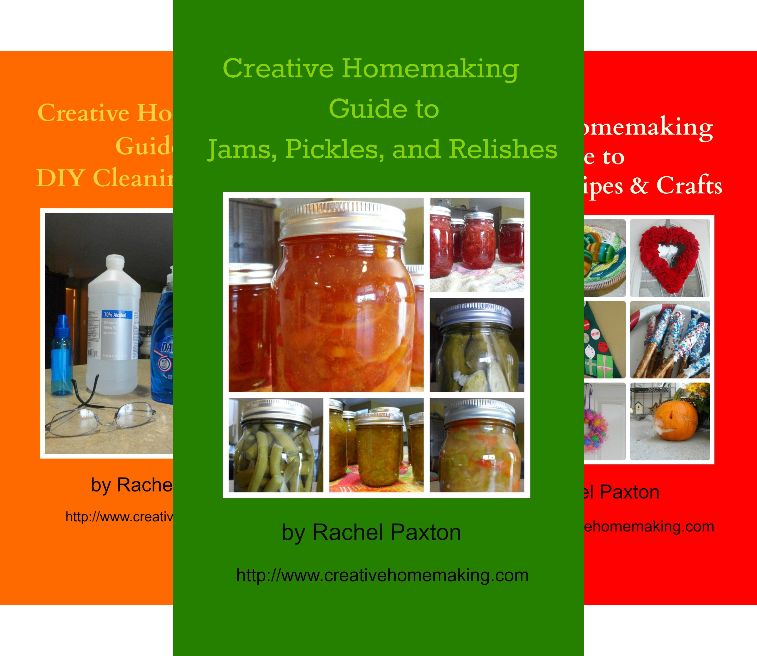 Creative Homemaking (11 Book Series)