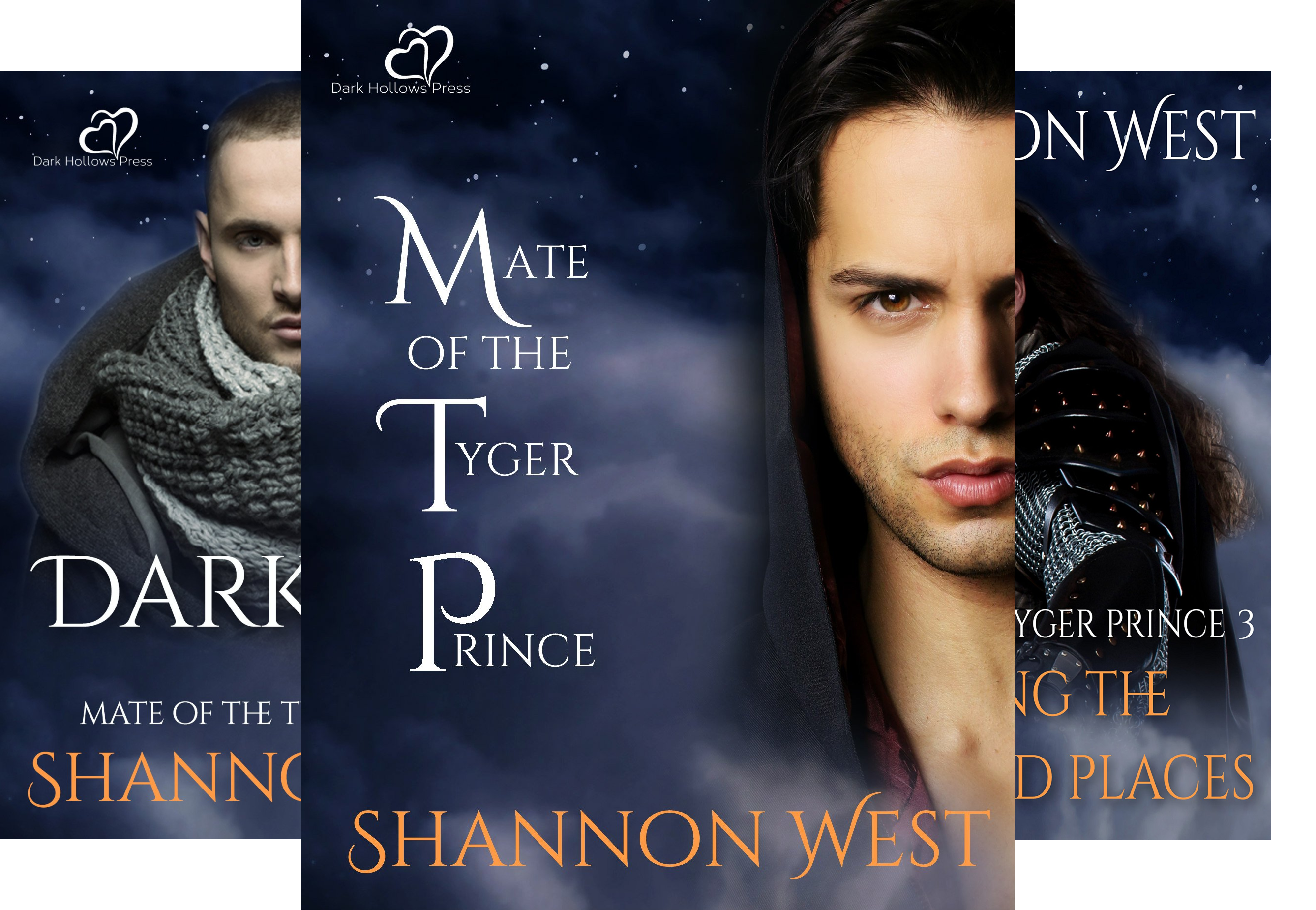 Mate of the Tyger Price (4 Book Series)