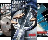 Legend of the Galactic Heroes (4 Book Series)
