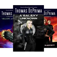 A Galaxy Unknown (9 Book Series)