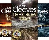 Vera Stanhope Series (8 Book Series)