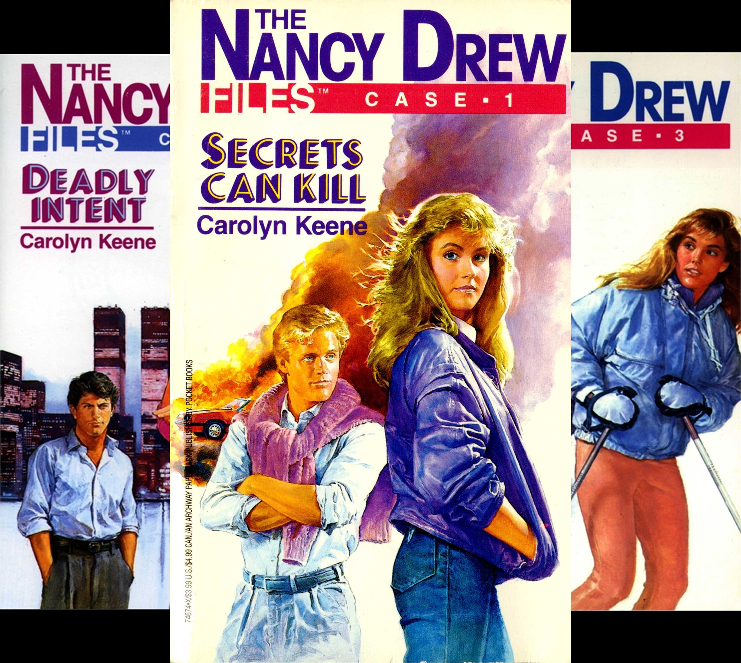Nancy Drew Files (98 Book Series)