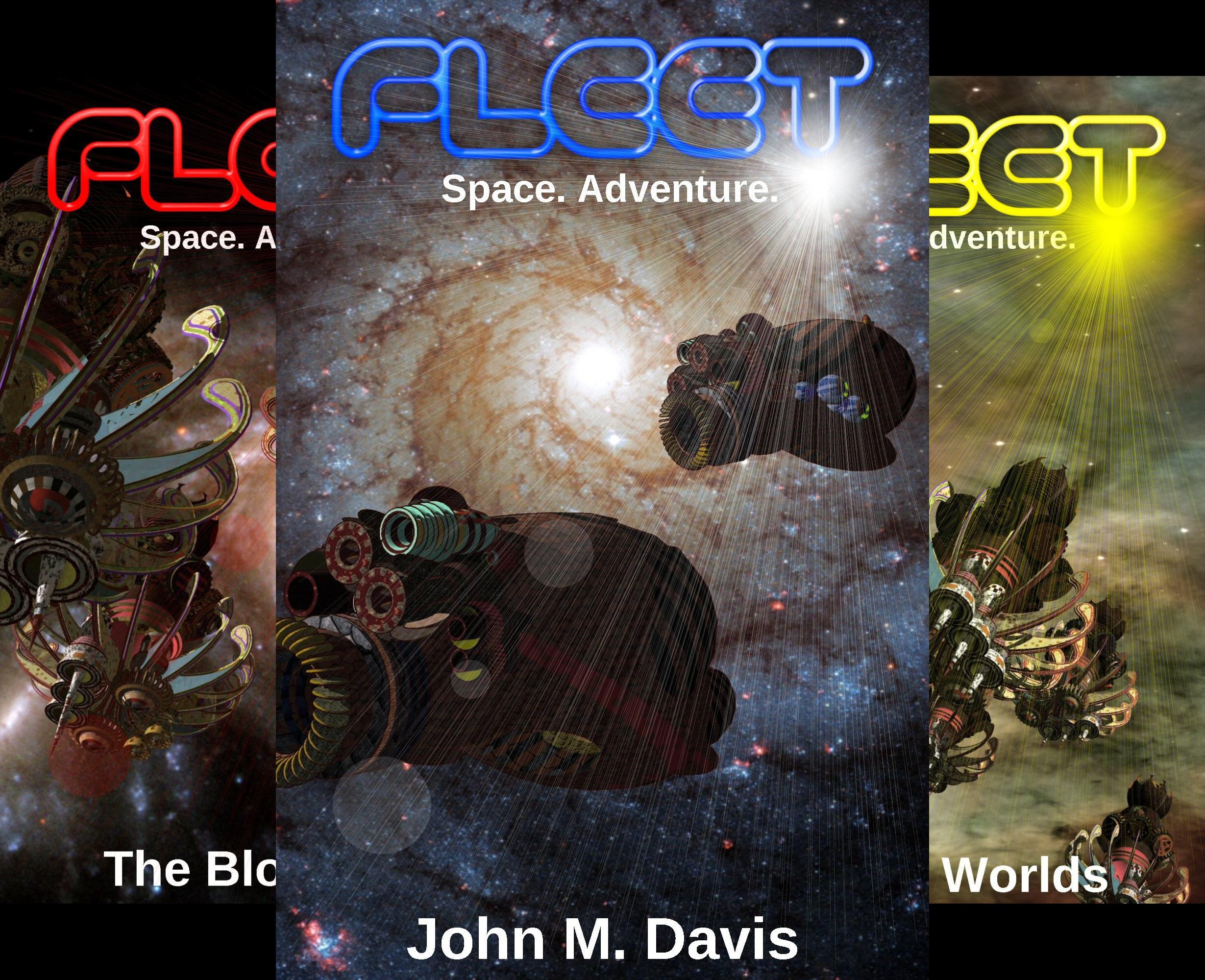 The Fleet (9 Book Series)