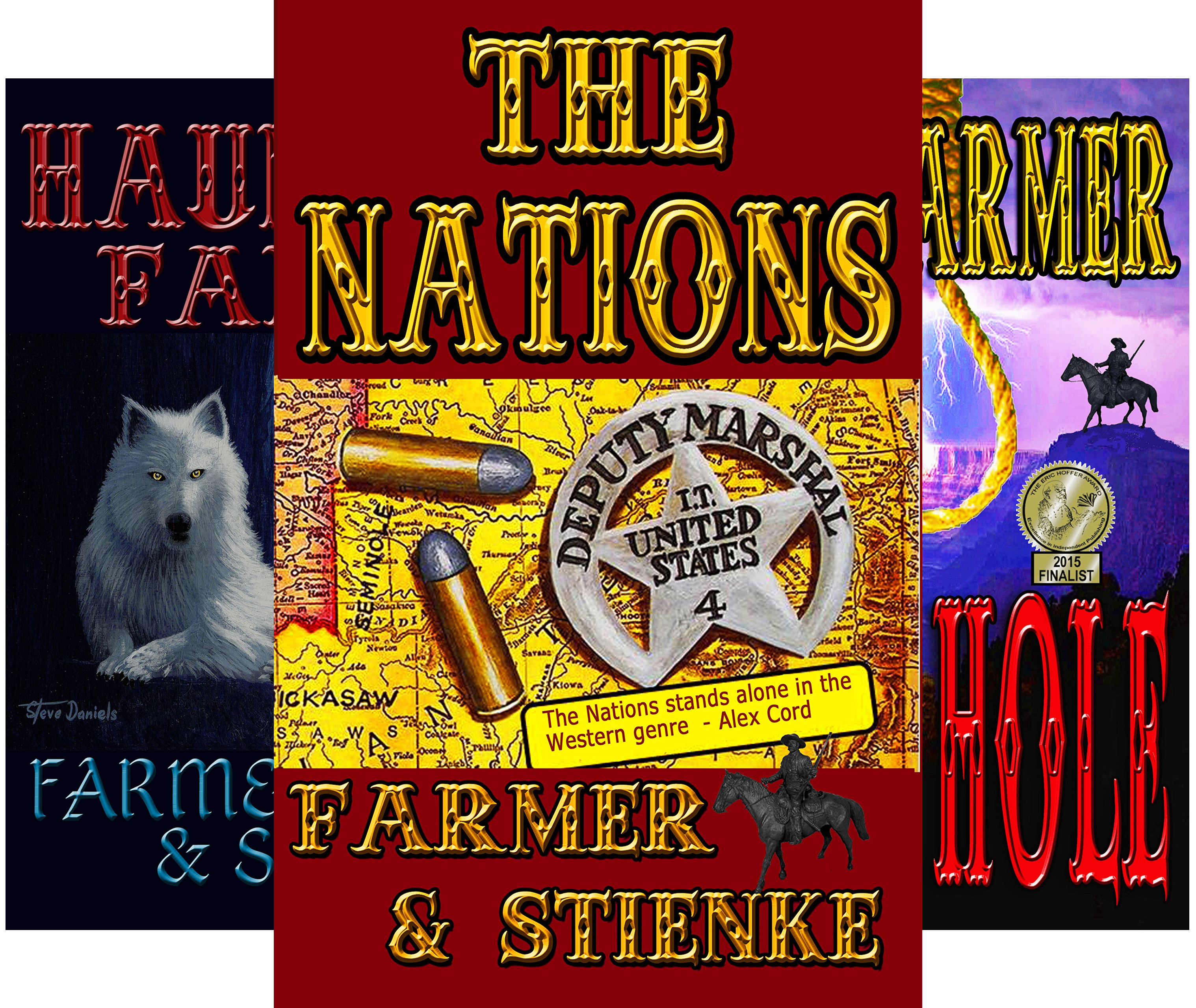 The Nations (8 Book Series)