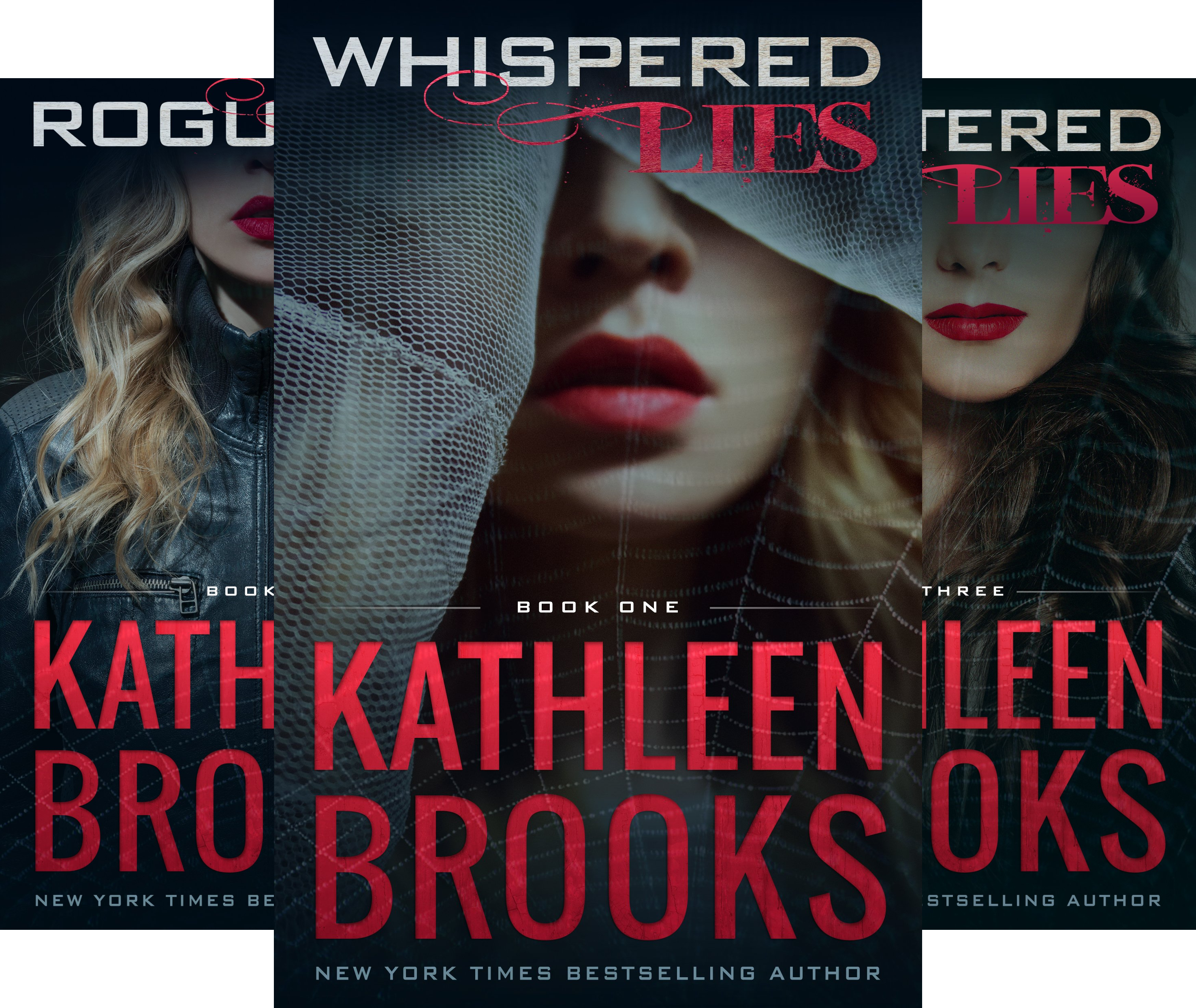Web of Lies (3 Book Series)