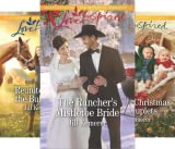Wyoming Cowboys (4 Book Series)