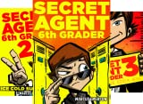 Secret Agent 6th Grader (4 Book Series)