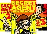 Secret Agent 6th Grader (4 Book Series)