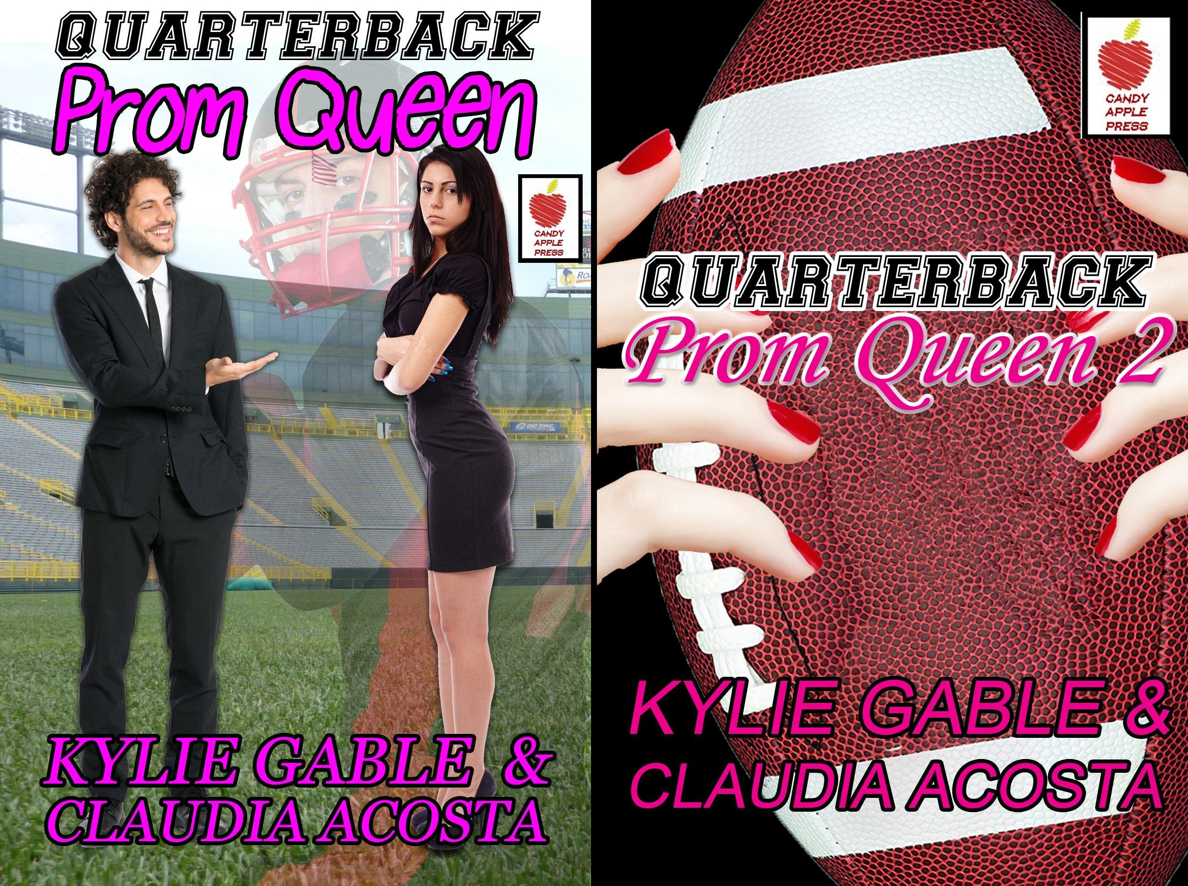 Quarterback Prom Queen (2 Book Series)
