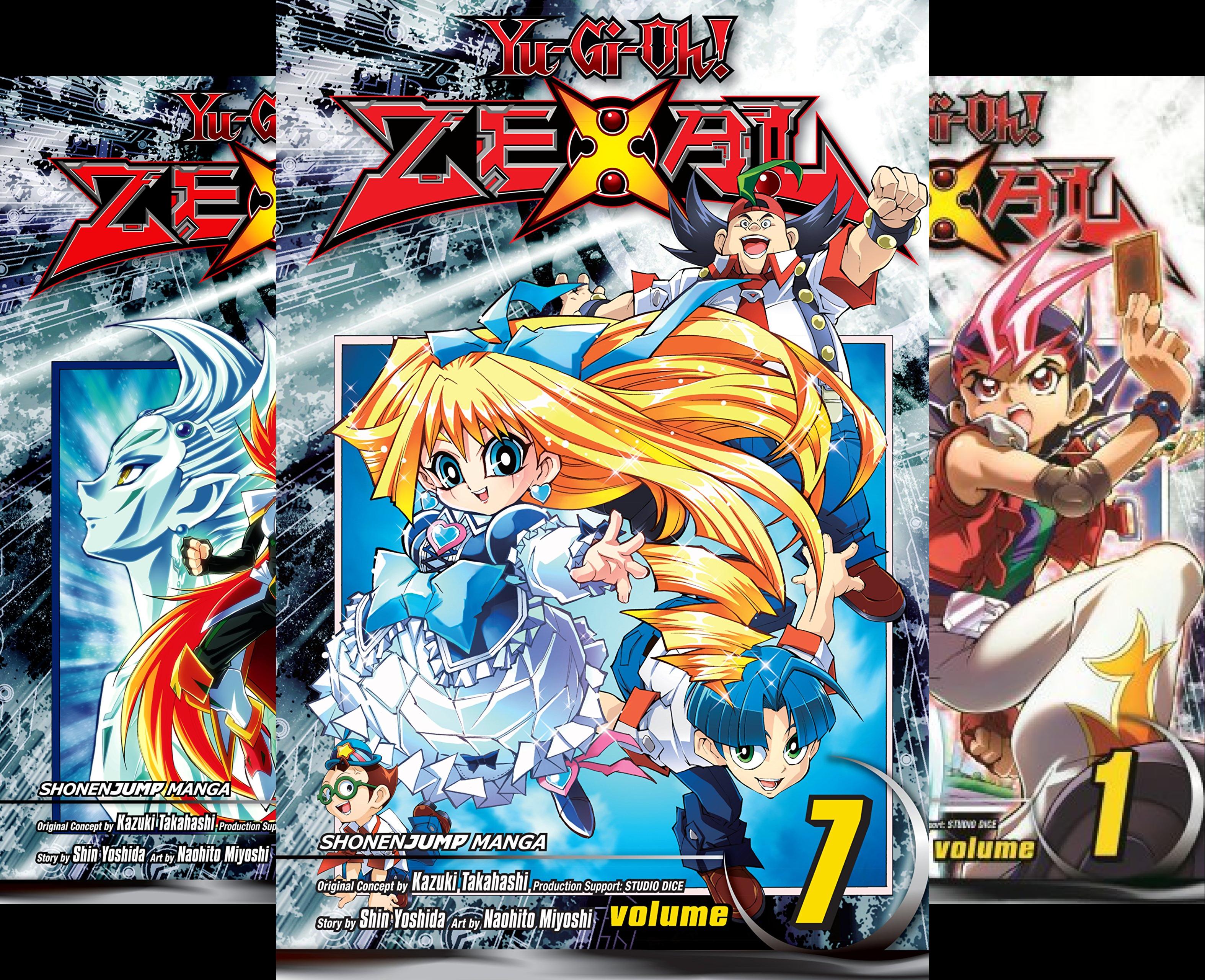 Yu-Gi-Oh! Zexal (Issues) (9 Book Series)