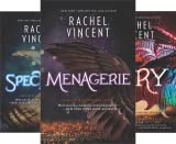 The Menagerie Series (3 Book Series)