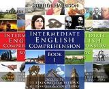 Intermediate English Comprehension (5 Book Series)