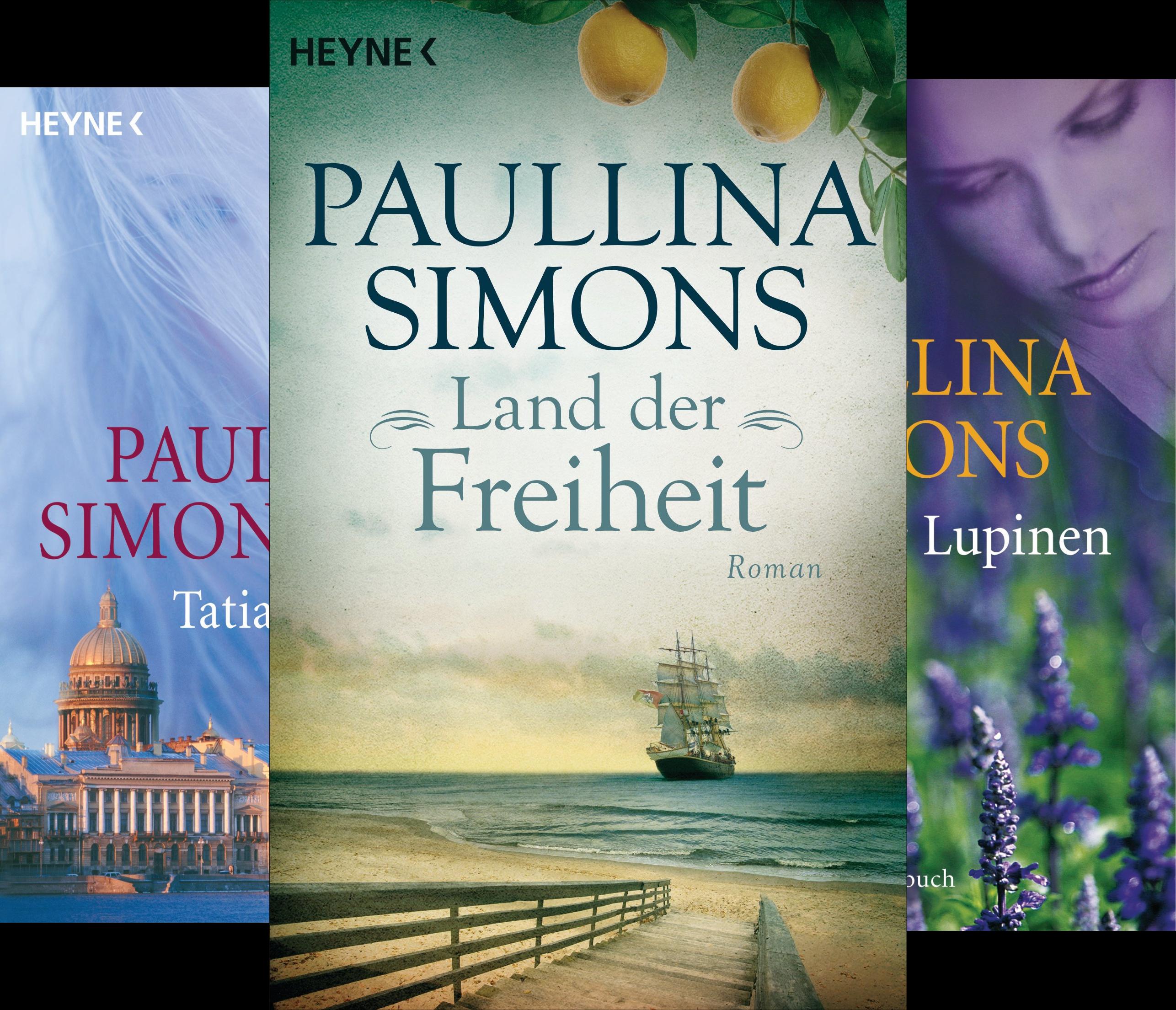 Die Tatiana und Alexander-Saga (Reihe in 3 Bänden)
