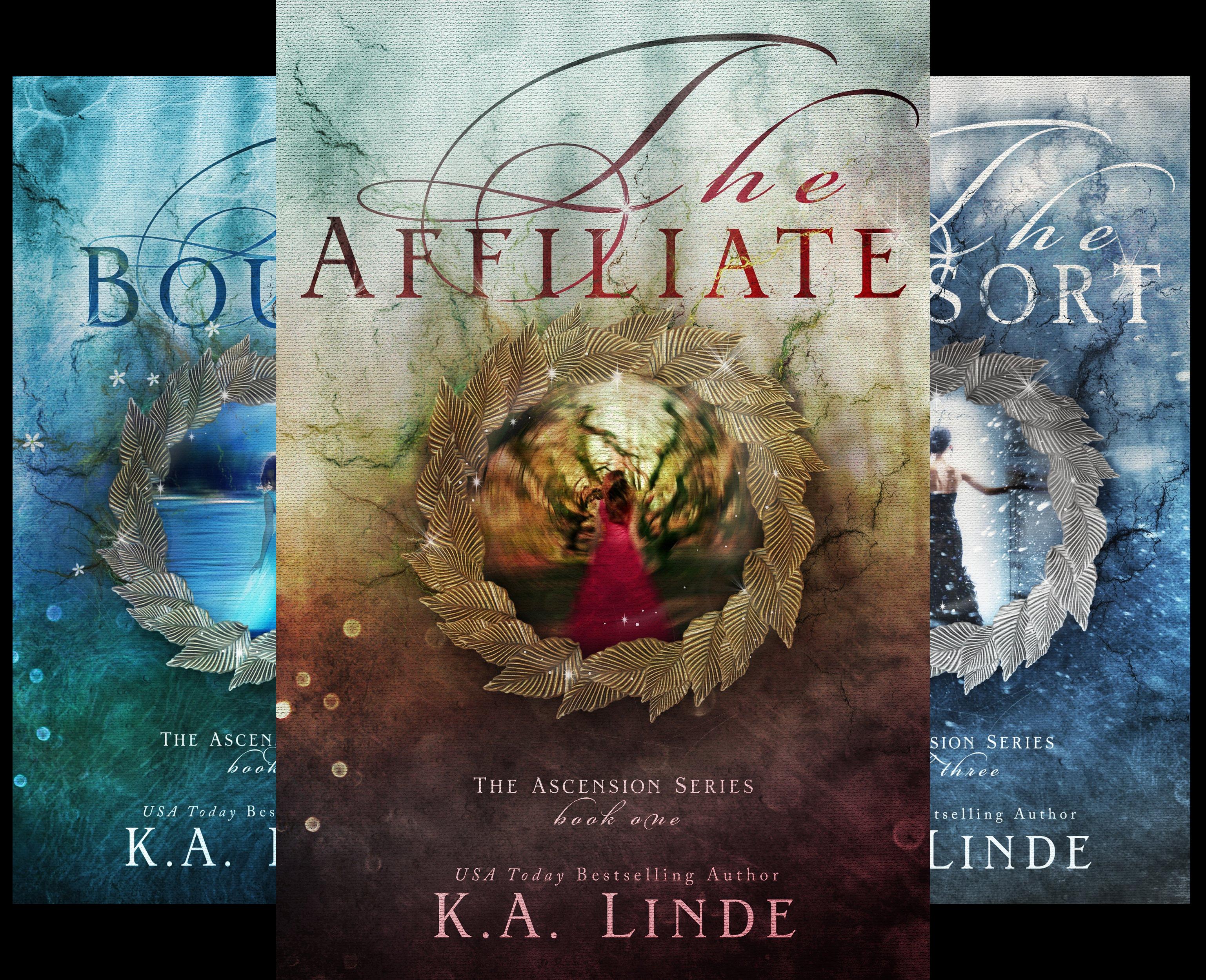 Ascension Series (3 Book Series)