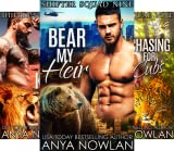 Shifter Squad Nine (4 Book Series)