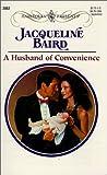 A Husband of Convenience (Harlequin Presents, No. 2052)