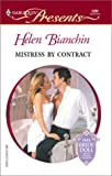 Mistress by Contract (Harlequin Presents, No. 2201)