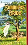 Summer's Bride (American Historical Series, No 544)