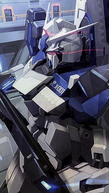 機動戦士ガンダム  iPhone/Androidスマホ壁紙(640×1136)-1 - MSN-001X ガンダム・デルタ・カイ