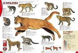 約850種の動物を、高精細な写真で紹介