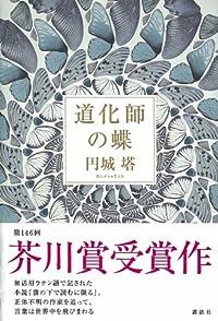 円城塔『道化師の蝶』の表紙画像