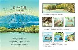 誕生した島に生物が棲みはじめる(P8-9より)
