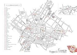 フィレンツェで訪ねたおすすめのお店マップ