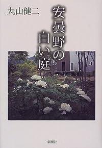 丸山健二『安曇野の白い庭』の表紙画像
