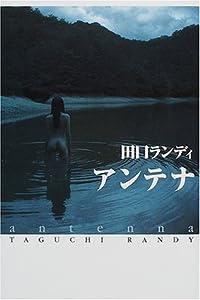 田口ランディ『アンテナ』の表紙画像