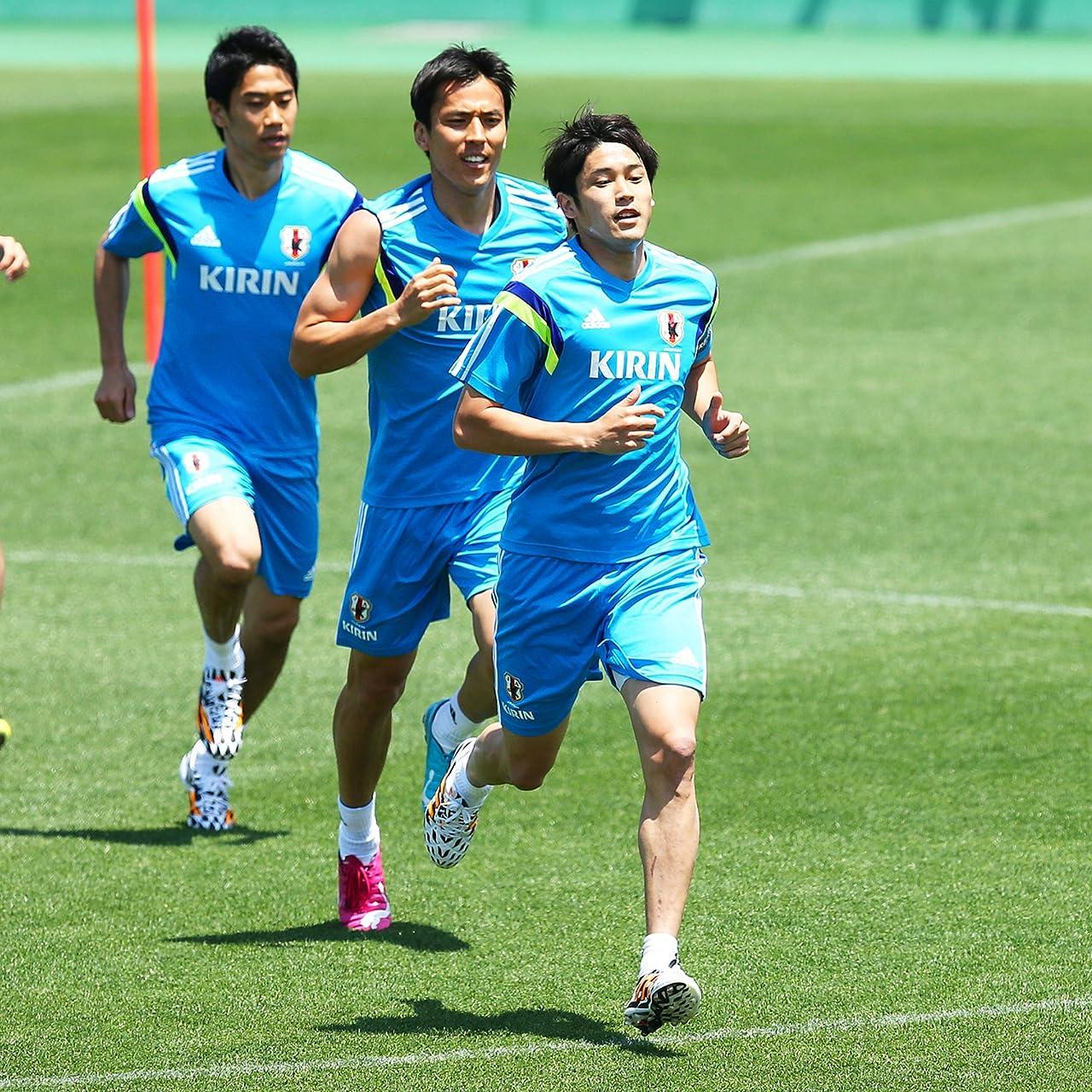 内田篤人 ジョギング中の日本代表 Ipad壁紙 画像28350 スマポ