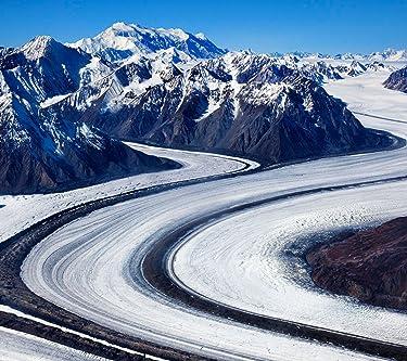 世界遺産  iPhone/Androidスマホ壁紙(1080×960)-1 - アラスカ・カナダ国境地帯の山岳公園群