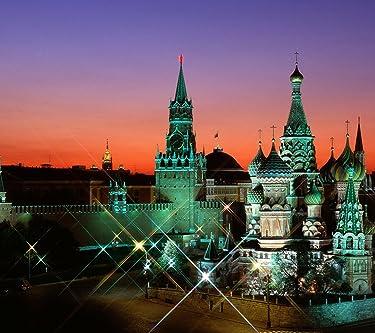 世界遺産  iPhone/Androidスマホ壁紙(1080×960)-1 - モスクワのクレムリンと赤の広場