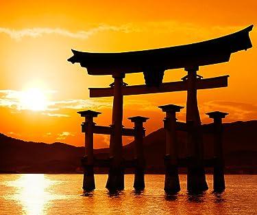世界遺産  iPhone/Androidスマホ壁紙(960×800)-1 - 厳島神社