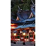 世界遺産 iPhoneSE/5s/5c/5 壁紙 視差効果 紀伊山地の霊場と参詣道
