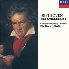 ベートーヴェン 交響曲全集 ゲオルク・ショルティ指揮 シカゴ交響楽団