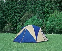 5~6人用、大型ドームテント