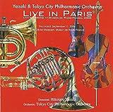Yazaki&Tokyo City Philharmonic Orchestra Live in Paris