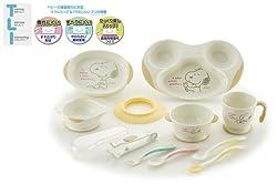 離乳食を楽しくサポートできる食器セットです!