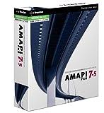 Amapi Pro 7.5 英語版 (日本語マニュアル付)