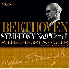 ベートーヴェン 交響曲第九番ウィルヘルム・フルトヴェングラー指揮 バイロイト祝祭管弦楽団
