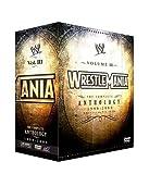 WWE レッスルマニア・アンソロジーBOX3 XV-XXI (3000セット限定)
