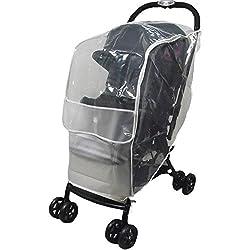 雨や風から大切な赤ちゃんを優しく守るカバー