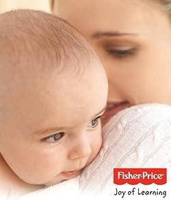 ママも赤ちゃんも安心のフィッシャープライスです。